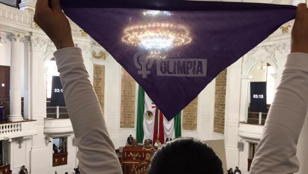 Ley Olimpia en la CDMX