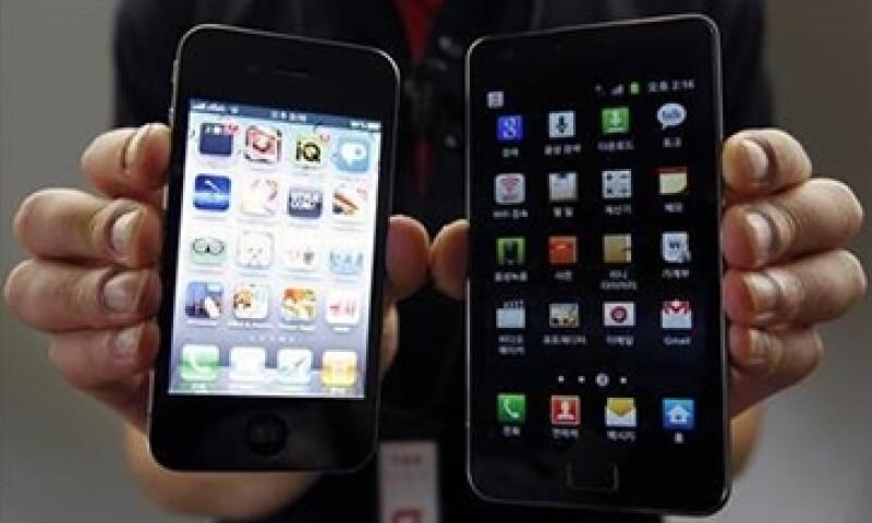 Apple y Samsung llevan tres semanas en juicio por la presunta violación de patentes. (Foto: Reuters)