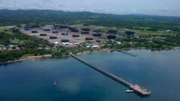 Petrolera colombiana Ecopetrol inspecciona oleoducto submarino en el Caribe