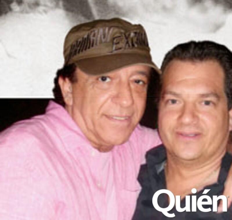 Gardel con Miguel Alemaán Magnani.