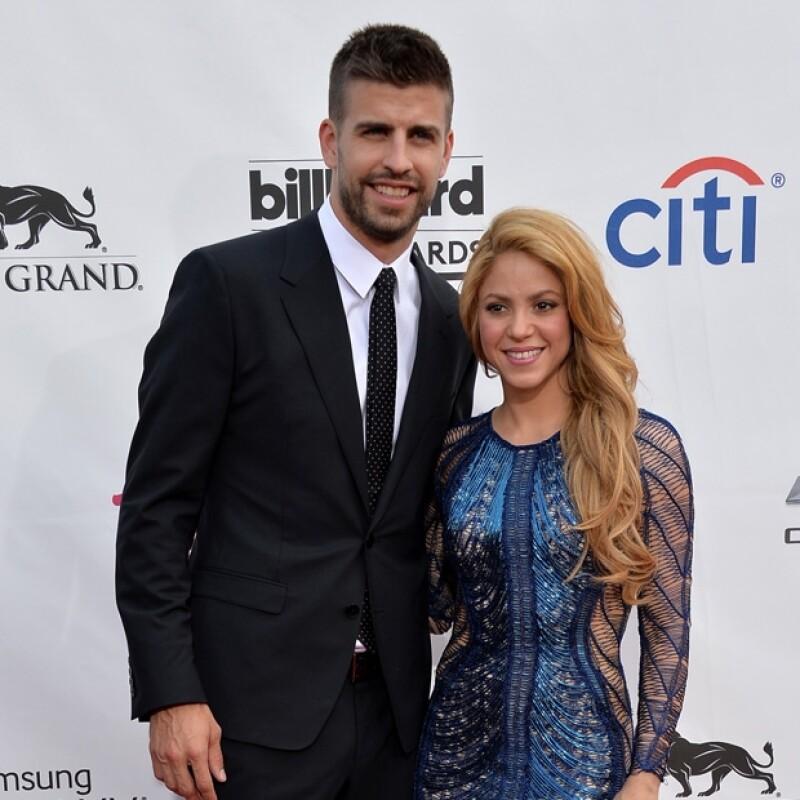 La artista lamentó que la selección a la que pertenece su pareja Gerard Piqué haya quedado fuera del Mundial, por lo que sigue la apuesta por su país natal.