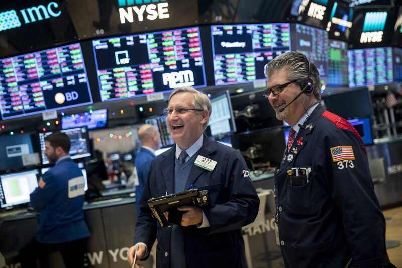 Dow Jones Industrials Cross 25,000 For The First Time In History
