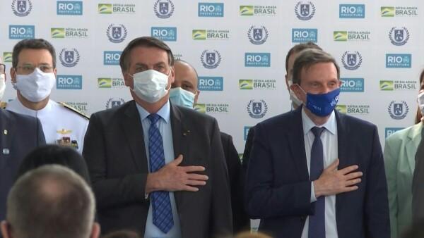 """Bolsonaro es """"más popular que nunca"""" pese a la pandemia, según este sondeo"""