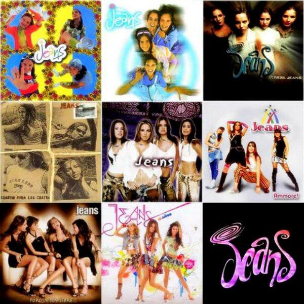 Las discografía del grupo nos hace recordar que seguro teníamos alguno de sus álbums.
