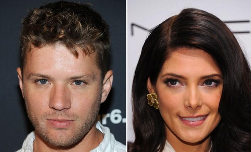 La actriz de Twilight y el ex esposo de Reese Witherspoon fueron vistos saliendo de un club nocturno en Los Ángeles el miércoles pasado.