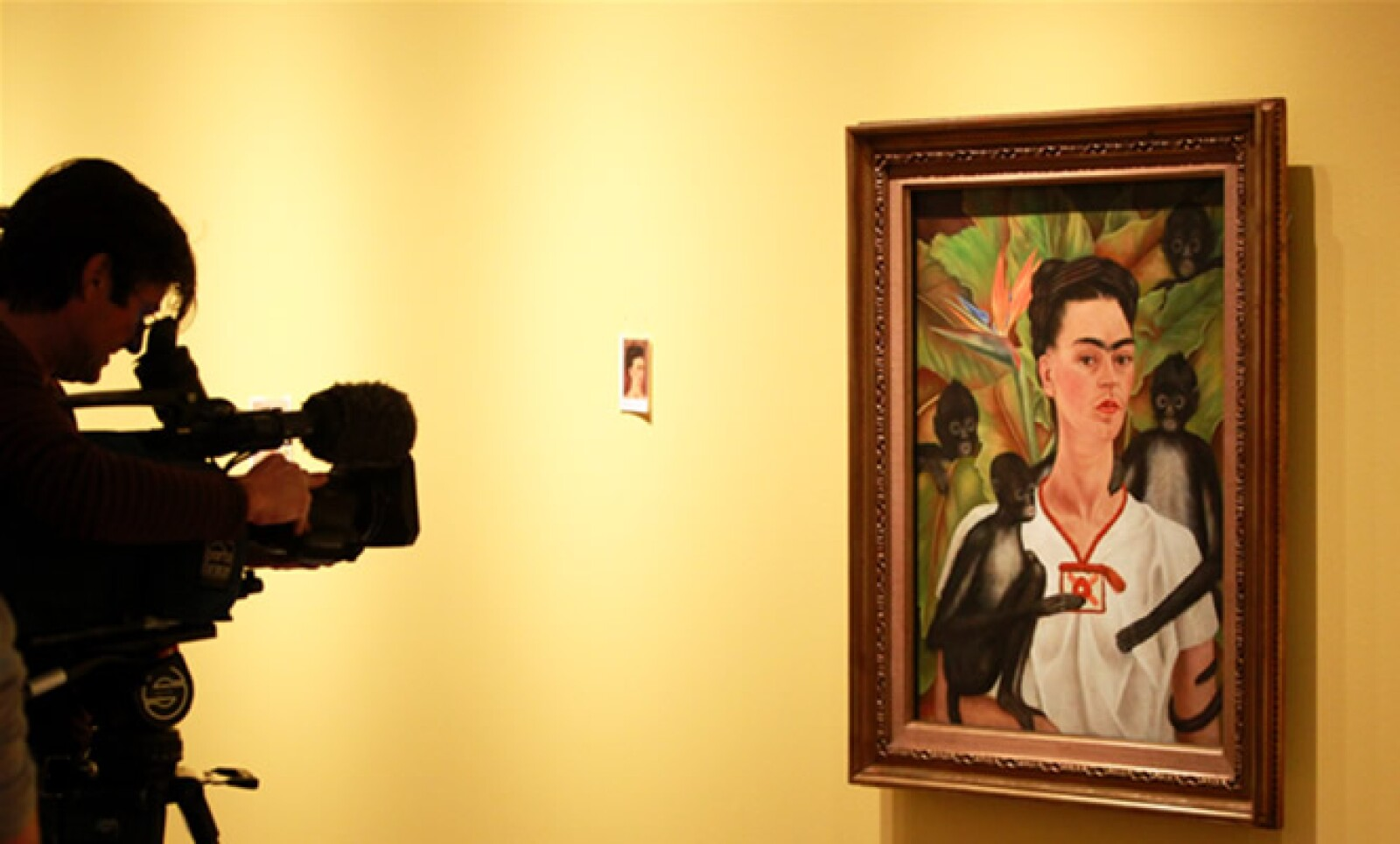 Esta exposición incluye más de 150 dibujos y pinturas obtenidos en préstamo de varias colecciones privadas en México y Estados Unidos.