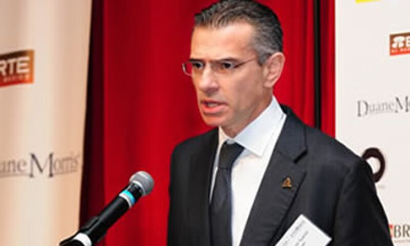 Juan José Suárez Coppel, director de Pemex, será citado por la Cámara de Diputados para explicar el acuerdo alcanzado con Sacyr. (Foto: Archivo)