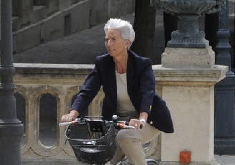 Sobre Lagarde pesa una acusación de abuso de autoridad para beneficiar con 285 mde a un empresario. (Foto: Reuters)