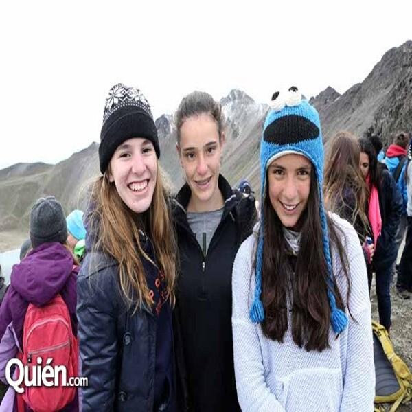Daira Saenz,Uxia Vázquez,Marina Urdapilleta