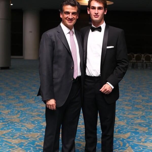 Mario y Mario Saldivar jr