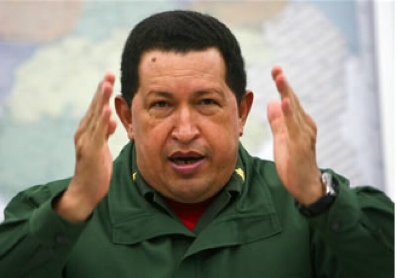 Este es el cuarto ajuste del tipo de cambio que realiza Chávez desde que impuso el control de cambios hace casi siete años. (Foto: Reuters)