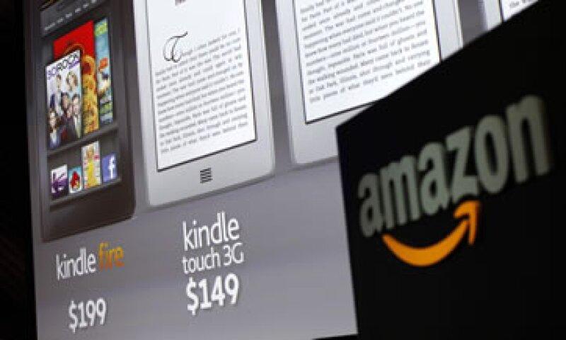 El Kindle Touch se venderá a 99 dólares, frente a los 249 dólares del Nook de Barnes & Noble. (Foto: Reuters)