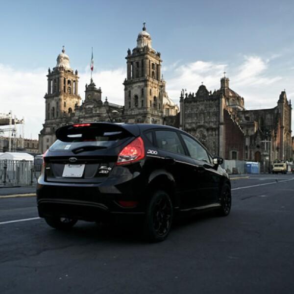 El automóvil tendrá un precio único de 275,345 pesos