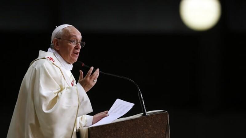 papa Francisco mensaje