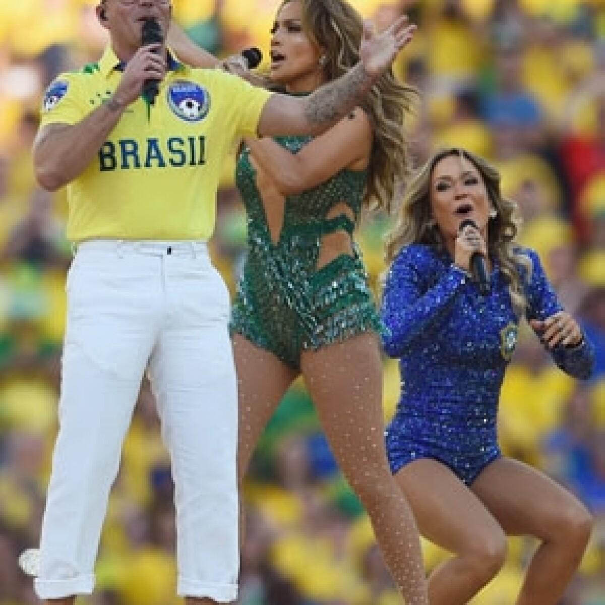 No a todos les gustó la inauguración de la Copa del Mundo 2014