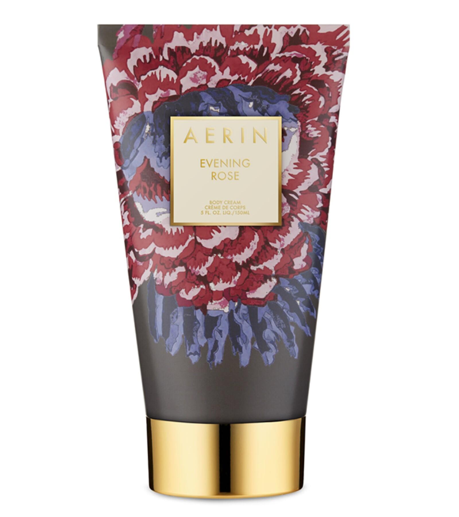 La Evening Rose Body Cream de Aerin es ideal si quieres suavizar y revitalizar tu piel al mismo tiempo. Además, su delicioso aroma dejará tu piel oliendo riquísimo por horas. El Palacio de Hierro Durango. Precio en punto de venta.