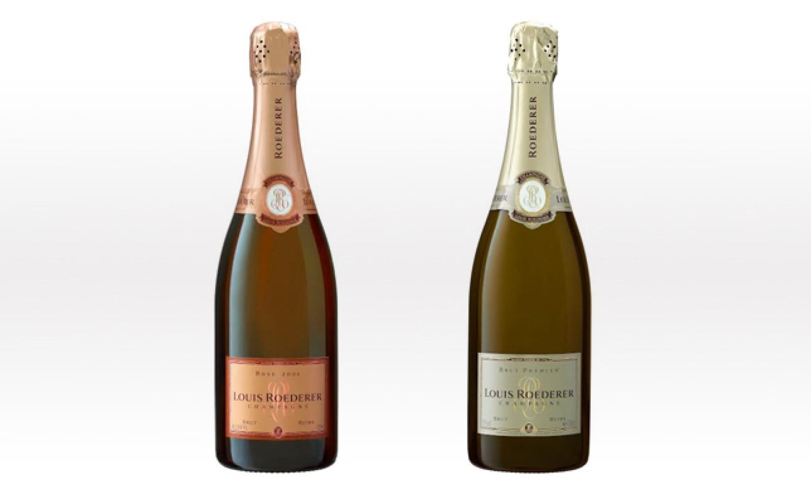 Elaborados en  viñedos de 214 hectáreas en  Champagne en Francia, Louis Roederer crea sus propios vinos con jugosas uvas y largos procesos de producción artesanales.