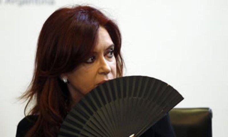El Gobierno de Cristina Fernández había presionado a la petrolera para que invirtiera para incrementar su producción. (Foto: Reuters)