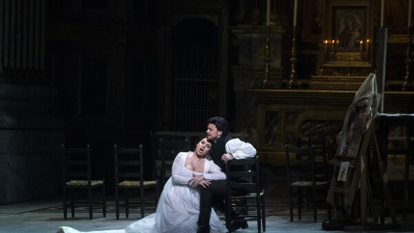 US-ENTERTAINMENT-OPERA-TOSCA