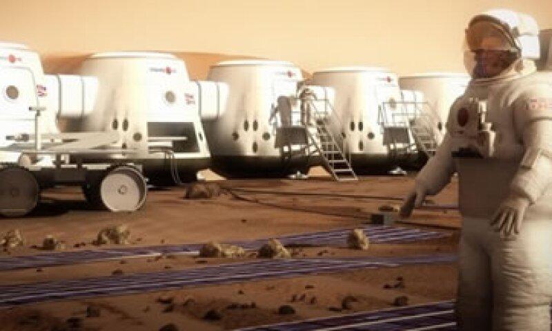 Los científicos simularon el ambiente de Marte en Hawaii. (Foto: Mars One)
