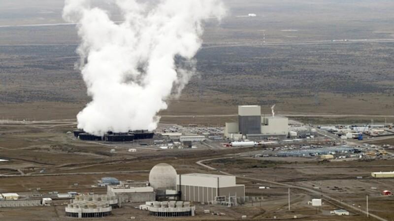 reserva nuclear