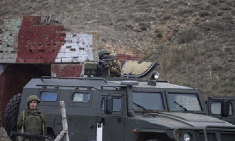 EU dice que está listo para apoyar a Ucrania con asesores técnicos. (Foto: Reuters)