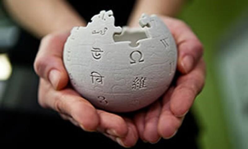Jimmy Wales, creador de Wkipedia aseguró que están llamando a profesores de India, Brasil y Europa para que colaboren en el sitio. (Foto: Cortesía de Lane Hartwell-Wikipedia)