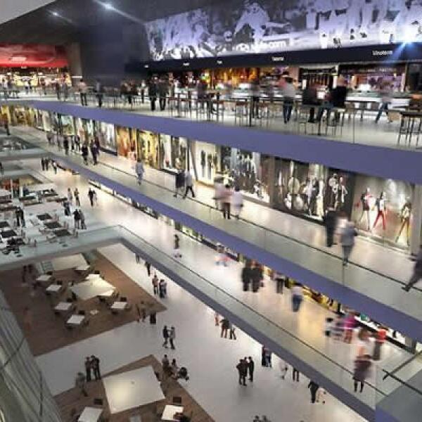 Se prevé la construcción de un hotel de lujo y centro comercial en el interior.
