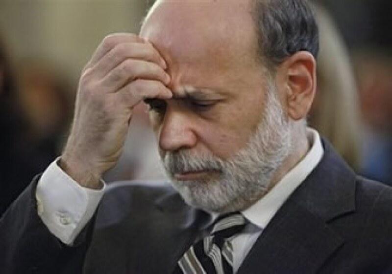 Ben Bernanke finalizará su periodo al frente de la Reserva Federal el 31 de enero de 2010. (Foto: AP)