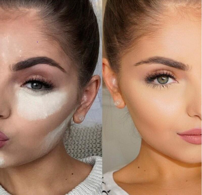 Luego de que el make-up artist de Kim Kardashian compartiera este truco, muchas usuarias de las redes sociales lo han puesto en práctica.