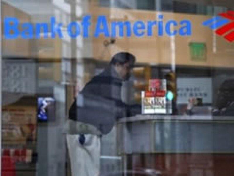 Bank of America necesitaría más dinero del gobierno de EU para sanear sus finanzas. (Foto: AP)