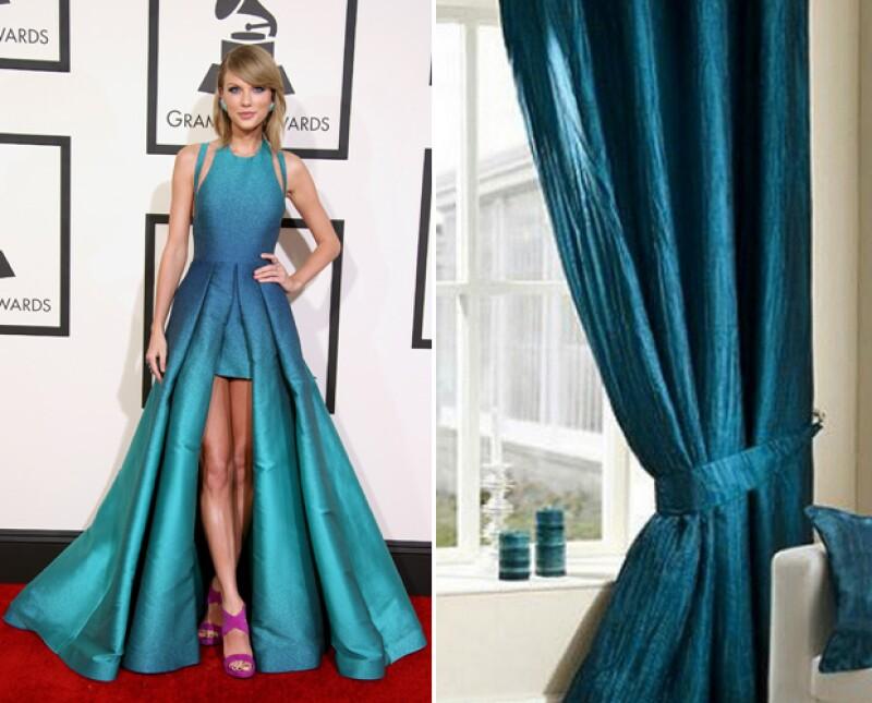 El look de Taylor Swift no se salvó de los memes.