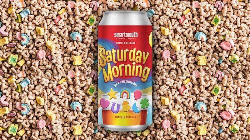 Lucky Charms tendrá propia cerveza. (Foto: Smartmouth Beer)