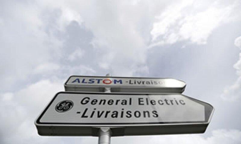 General Electric busca un acuerdo de 13,000 mdd para comprar el negocio de turbinas eólicas de Alstom.  (Foto: Especial)