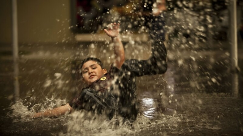 lluvias niños sinaloa juego