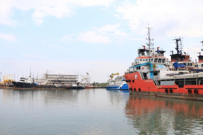 Puerto de Dos Bocas, Tabasco