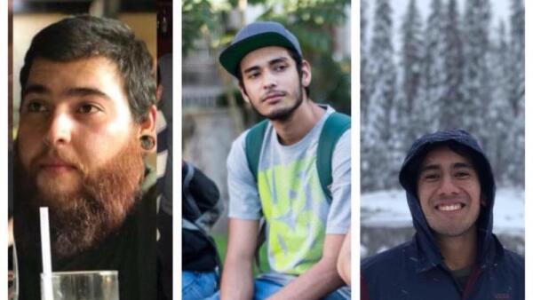 Exigen aparición con vida de los tres estudiantes de cine secuestrados en Jalisc