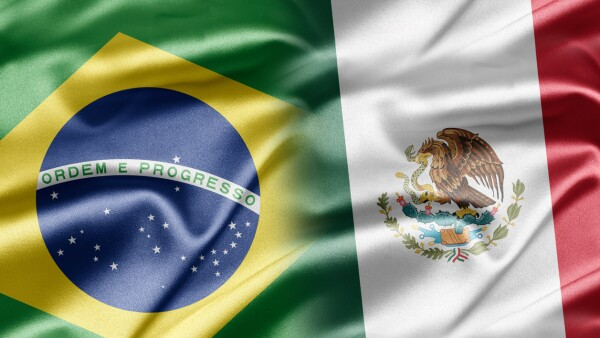 México - Brasil