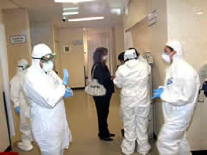 Organismos han objetado el nombre de gripe porcina.  (Foto: Notimex)