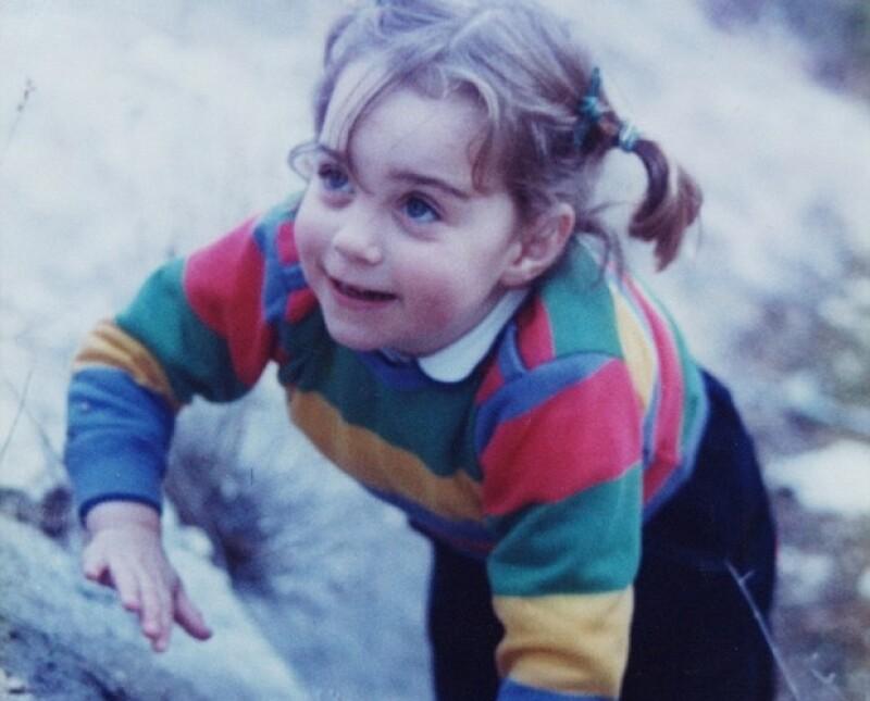 Desde pequeña, Kate asistió a los mejores colegios.