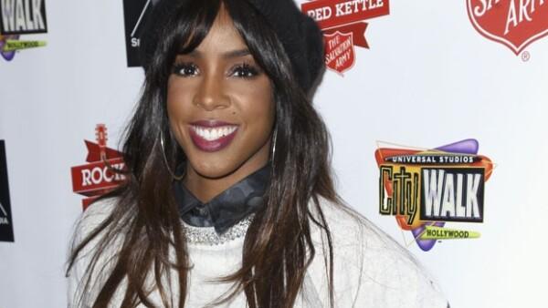 La mentora del programa X-Factor confirmó la gran noticia en el programa televisivo de Queen Latifah.