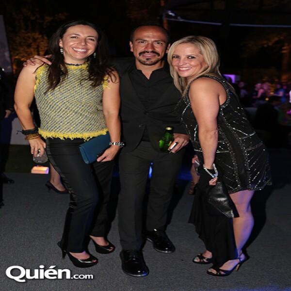 Laura Manzo,Felipe Colsa,Alejandra Baez