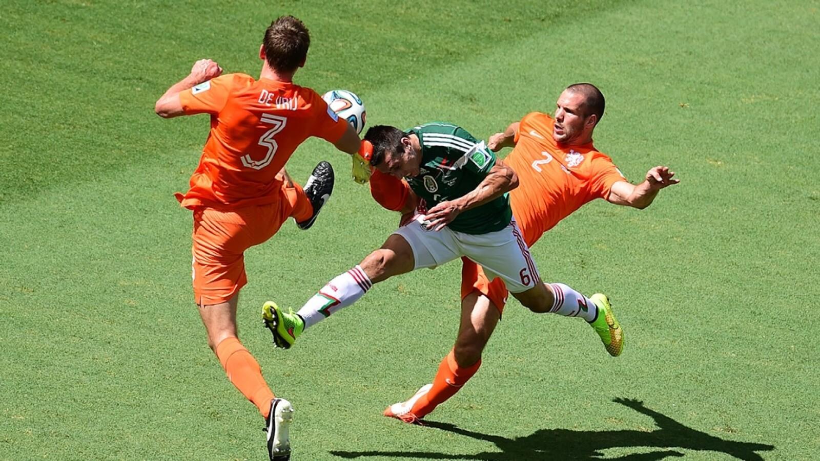Holanda vs México