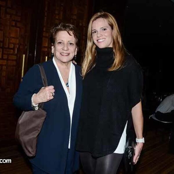 Linda Smith y Vera Olea.