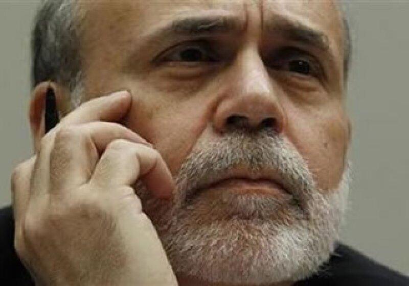 Ben Bernanke, presidente de la Fed, habló durante el encuentro anual de la Fed. (Foto: Reuters)