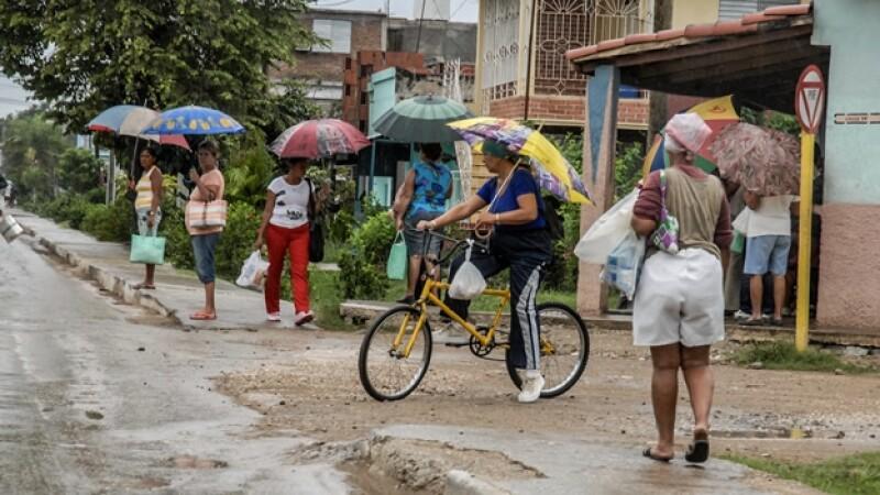 Cuba huracan Sandy