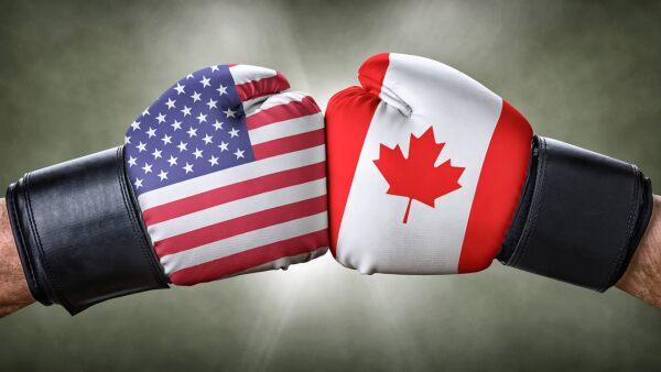 Canadá Estados Unidos