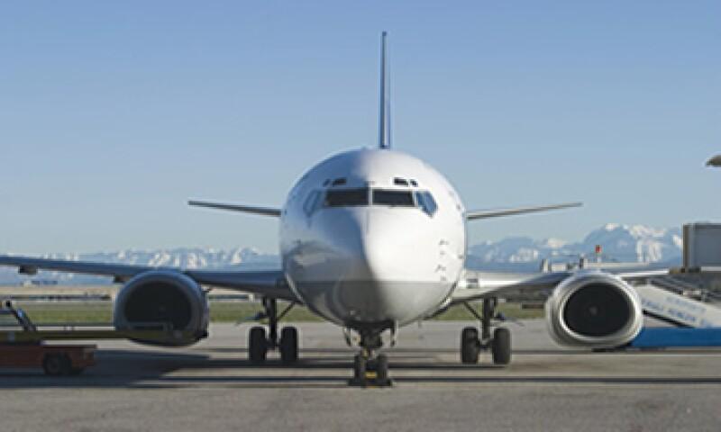 GAP que opera 12 terminales aéreas en México tiene un valor de mercado de alrededor de 2,300 millones  de dólares. (Foto: Photos to go)