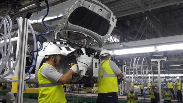 planta Kia Motors M�xico