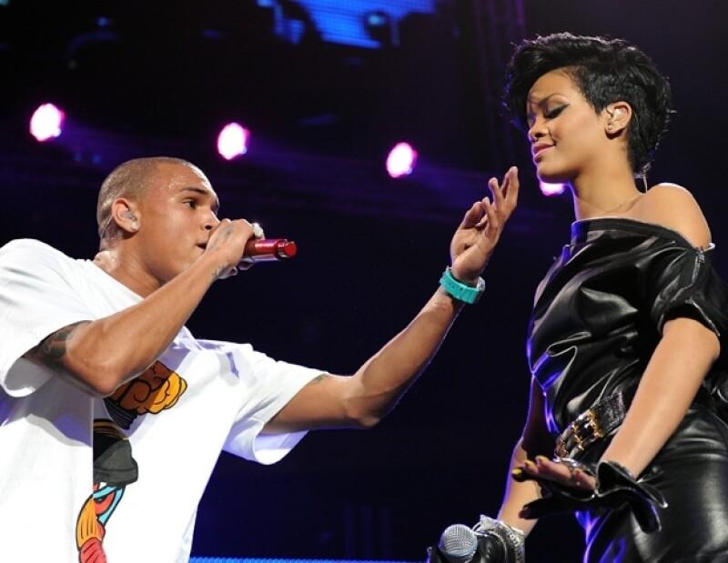 Rihanna sufrió de violencia en el noviazgo en 2009.